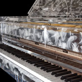Acrylic Couture Piano 4