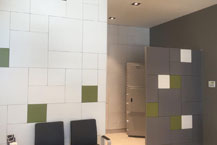 Acoustic Panel Waiting Room 4